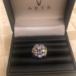 ARTE Madrid Deseo Ring size 7